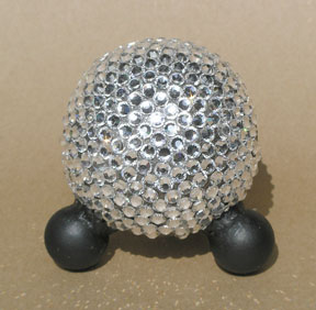 swarovski crystal pet urns
