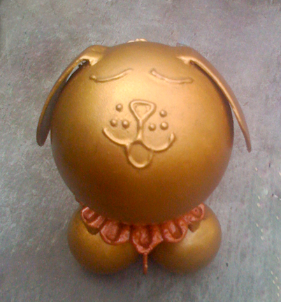 baby dog urns