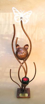 memory garden memorial pet urn