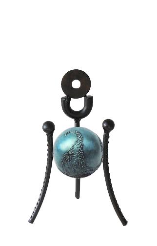 asian water pet urn sculpture